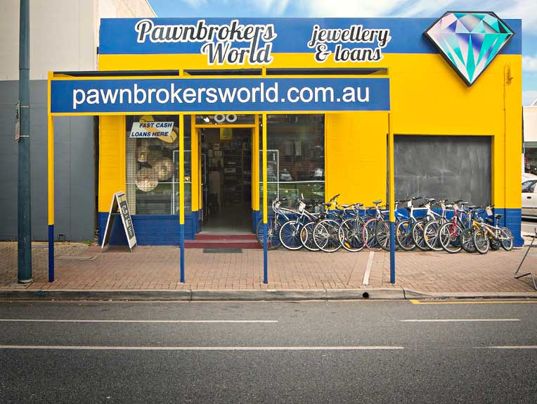 Pawnbrokers World